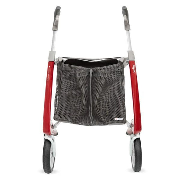 carbon ultralight rollator grocery bag