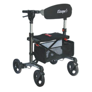Escape Rollator Walker - Petite / Grey - Rollator