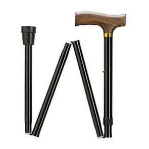 Extra Short Adjustable Folding Cane - Cane
