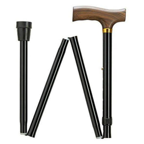 Extra Tall Adjustable Folding Cane - Cane