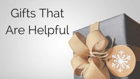 GIfts that are helpful