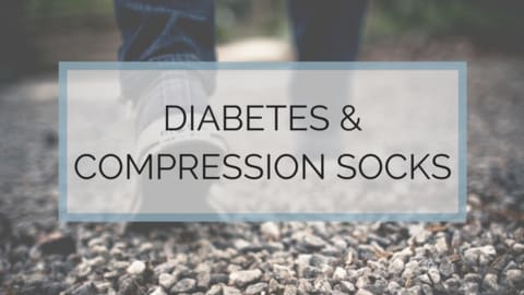 diabetes and compression socks