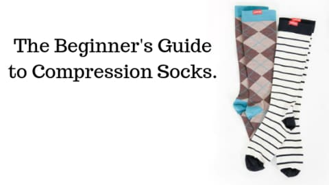 the beginners guide to compression socks
