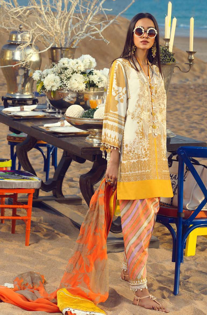 Asim Jofa S/S Lawn Ready To Wear 12A