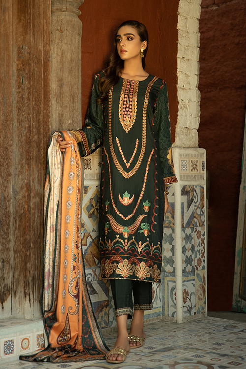 Abyaan | Winter Viscose | Beyza AB-02
