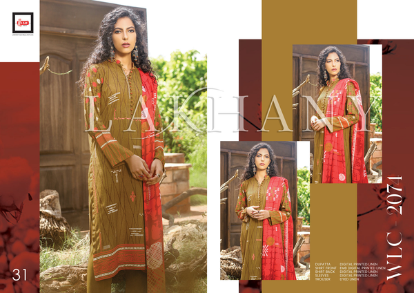 Lakhany LSM | Winter Vol 1 | WLC-2074
