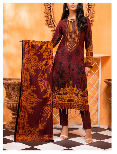 Inaya Lawn Vol 2 | Salitex | IP22B