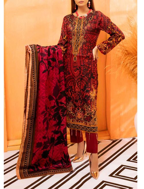 Inaya Lawn Vol 2 | Salitex | IP29A
