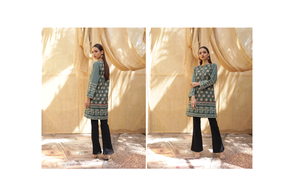 Bahaar | Summer Kurti | Design 5 (1 Piece)
