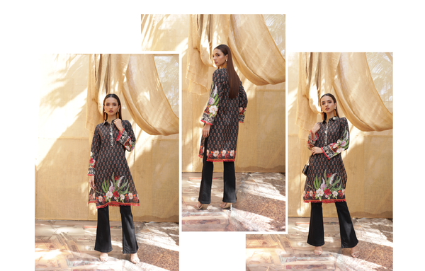 Bahaar | Summer Kurti | Design 7 (1 Piece)