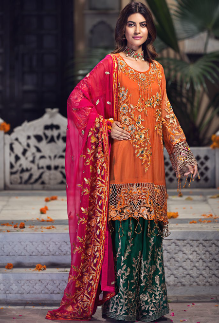 Al Zohaib Sunshine Bloom Ready To Wear 15A