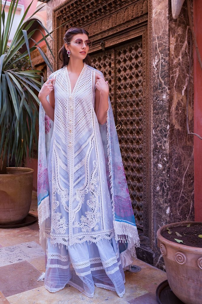 Sobia Nazir | Luxury Lawn 20 | Design 08A