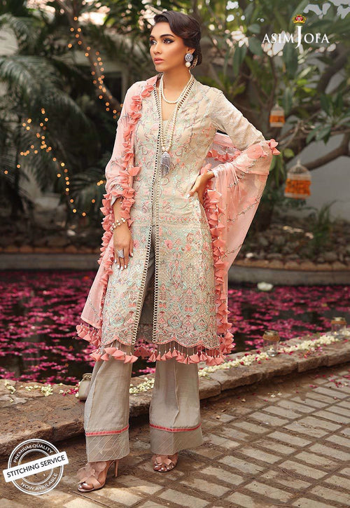 Haniyas, Asim Jofa Signature Collection 19 | AJCN-01