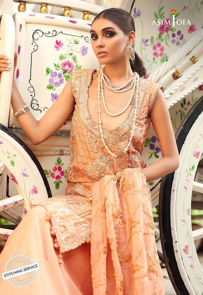 Haniyas, Asim Jofa Signature Collection 19 | AJCN-03