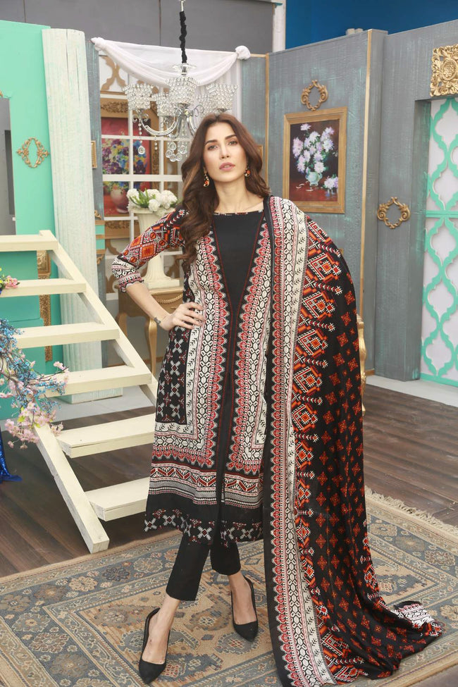 Maria B Mbroidered Ready To Wear Eid D2
