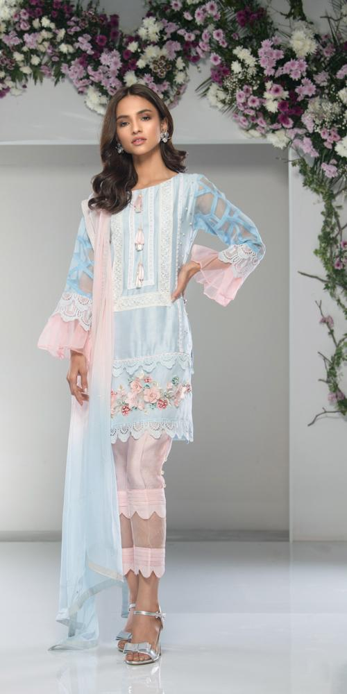 Phatyma Khan Eid 19 - Ethyl Blue