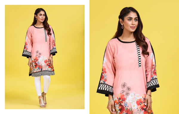 Bahaar | Summer Kurti | Design 6 (1 Piece)