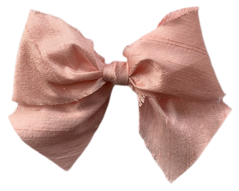 Blush Silk Limited Edition Midi Bow