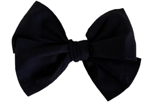 Basic Black Midi Bow