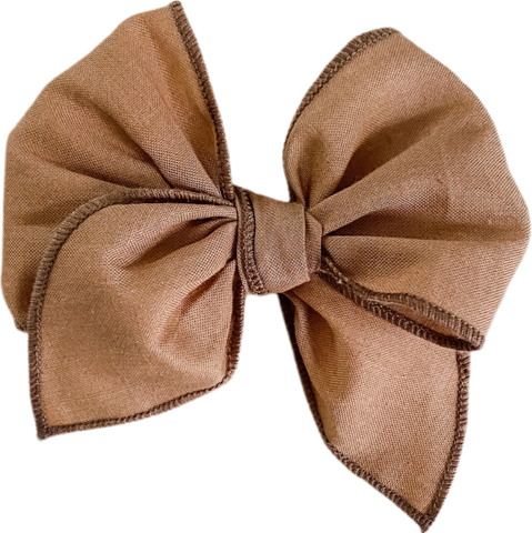 Fawn Sailor Bow