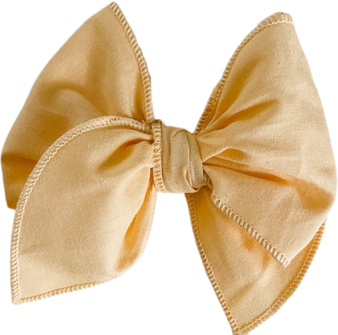 Butter Sailor Bow