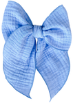 Alice Gauze Oversized Sailor Bow