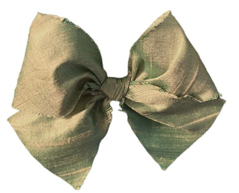 Seafoam Silk Limited Edition Midi Bow