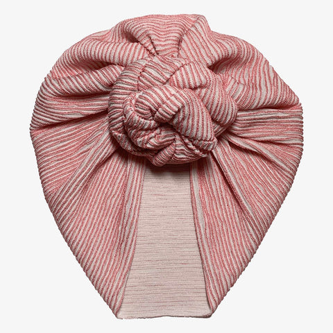 Red Stripe Turban