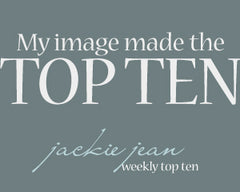 ShopJeanPhotography's Weekly Top Ten
