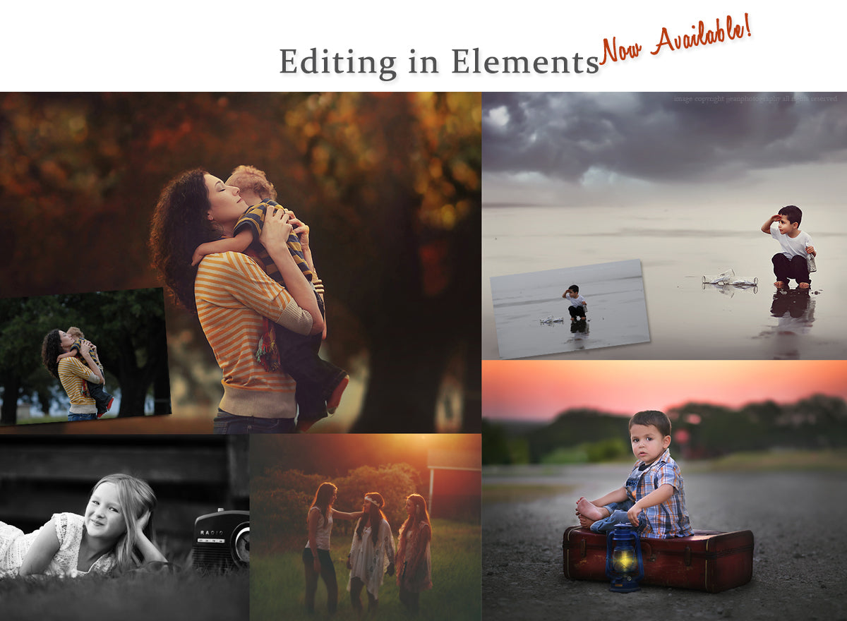 photoshop elements workshops