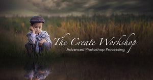 Online Creative Photo Editing Workshop