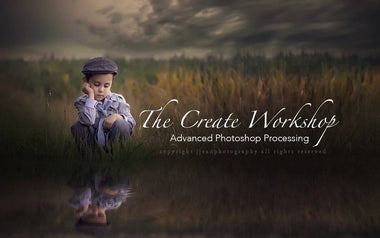 The Create Workshop Instructional Workshop ShopJeanPhotography.com