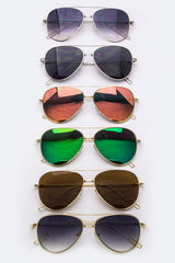 Aviator On the Road Sunnies