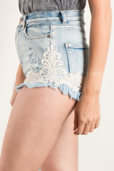 Amelia Denim Shorts