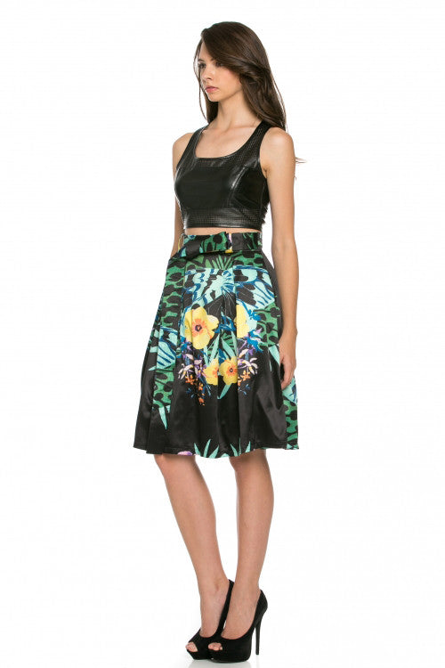 Tropical Swing Skirt