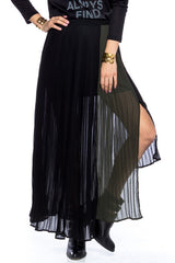 Urban 1972 Pleated Maxi Dress from Sokaal
