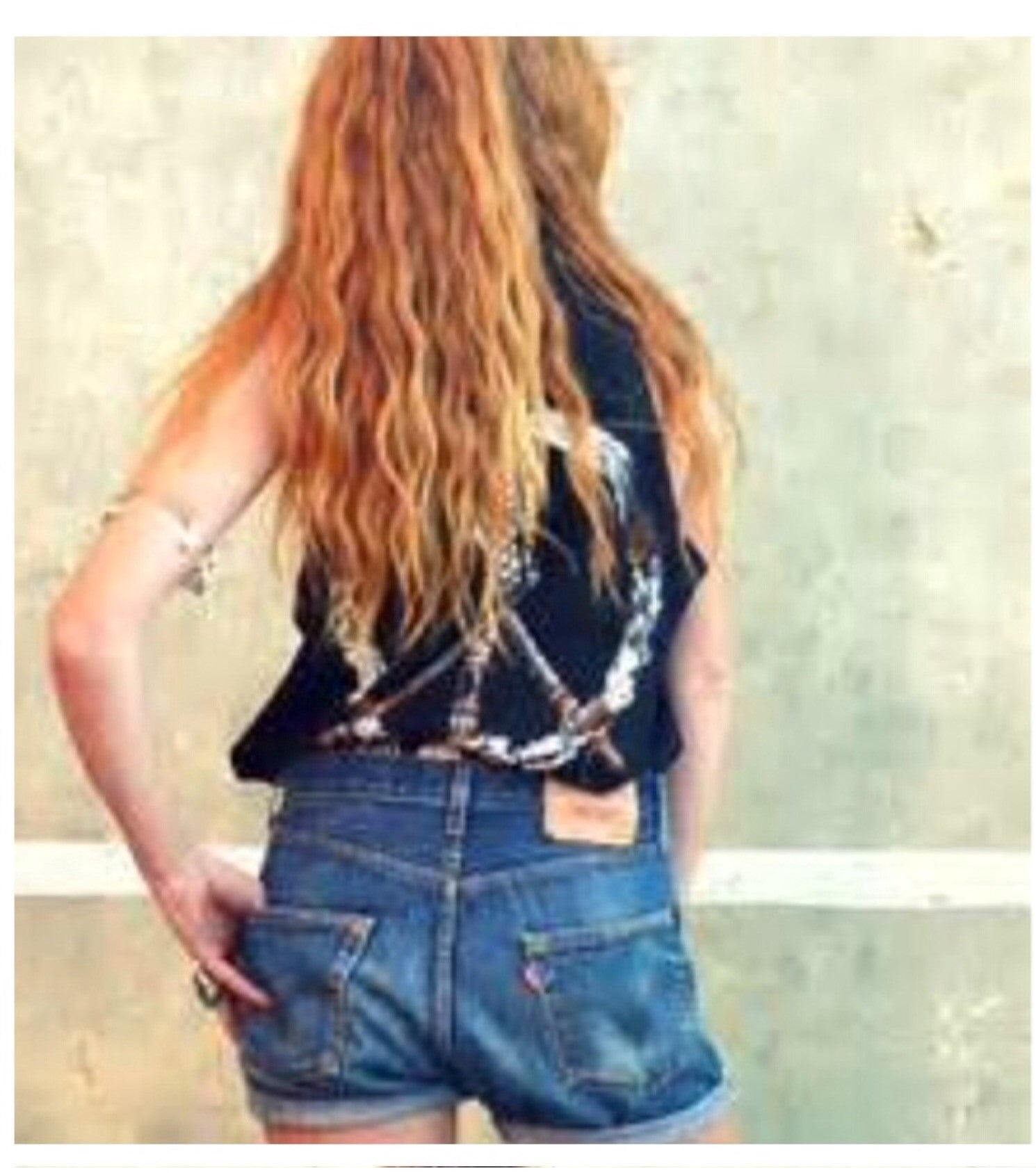 Vintage Handcrafted Levi`s