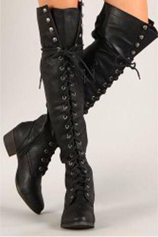 Over the Knee Boots 2nd Edition