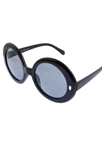Oversized Round Sunnies