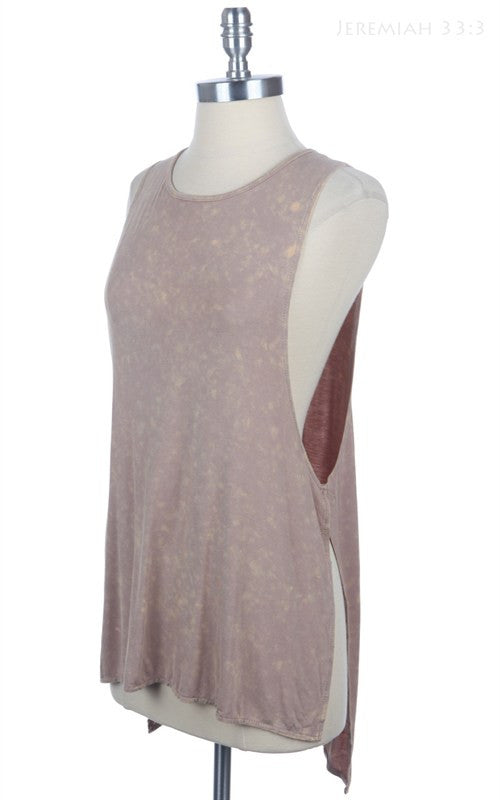 Tunic Tank can be worn as dress