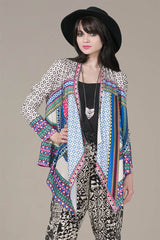 Love Child Draped Cardigan