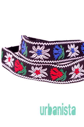 Hawaiian Print Headband