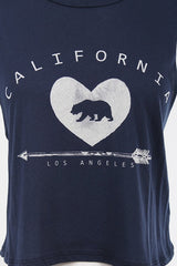 California Love Crop Tank