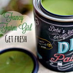 Fancy Farm Girl DIY Paint