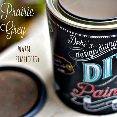 Prairie Grey DIY Paint