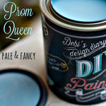 Prom Queen DIY Paint