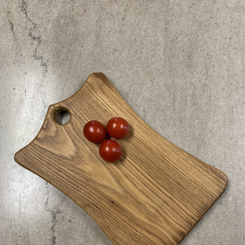 Cutting Board, Scallop
