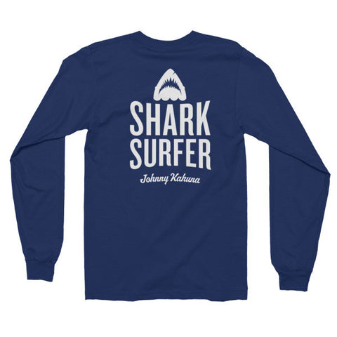 Long sleeve Shark Surfer™ tee