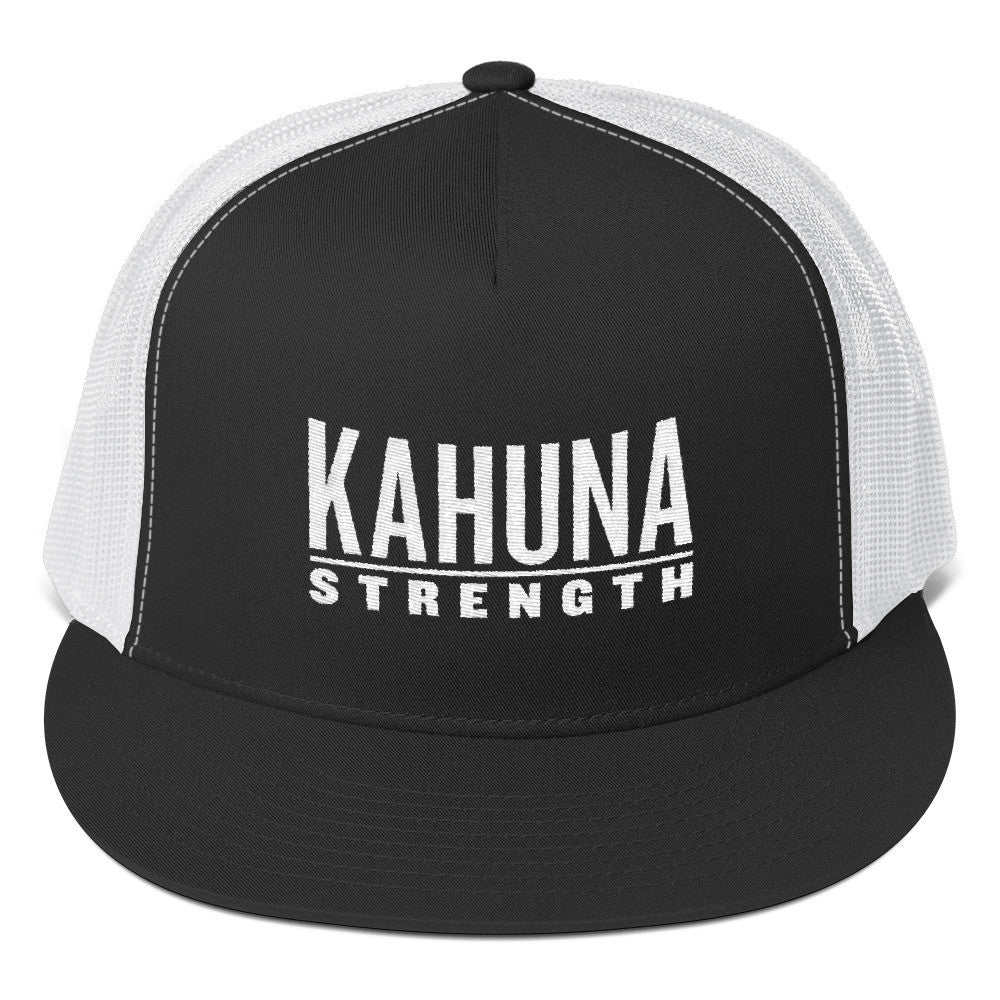 Kahuna Strength Classic Snap Back (multi colors)