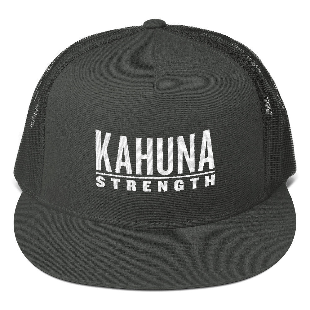 Kahuna Strength  Back Snapback